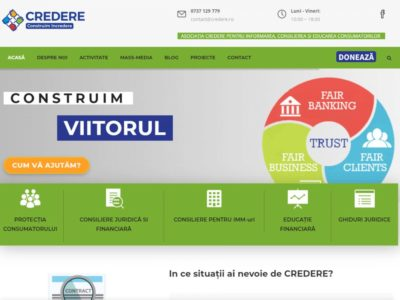 dezvoltarea site- ului web de venituri online)