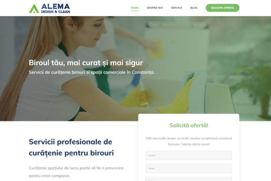 Alema Design & Clean